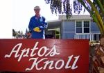 Aptos Knoll Sign