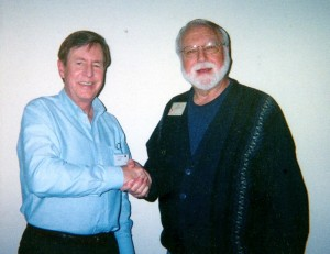 Board Member Dave Loop and President Art Lindstrom