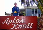 Aptos Knoll Sign